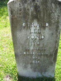 Gerald Lee Bond