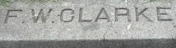 Fred Webster Clarke
