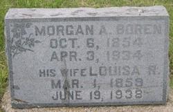 Morgan A Boren