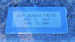 Guy Homer Cruse