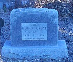Homer Clay Cruse