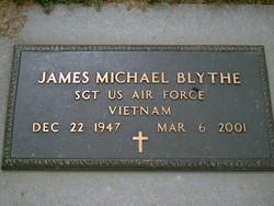 James Michael Blythe