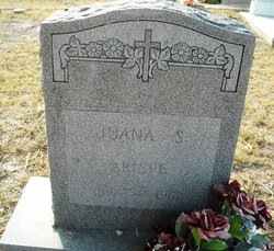 Juana S Arispe