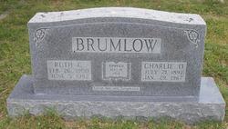Ruth Caroline <i>Cruse</i> Brumlow