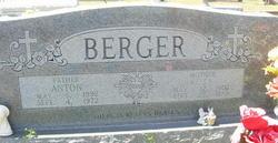 Anton Alois Tony Berger
