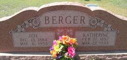 Katherine <i>Schneider</i> Berger