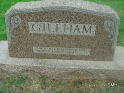 Robert Edward Gillham