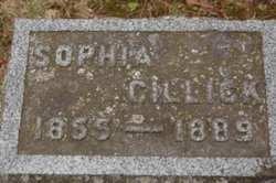 Sophia <i>Alger</i> Gillick