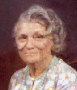 Cora Sue <i>Cain</i> Blevins