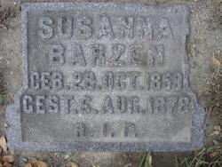 Susanna Barzen