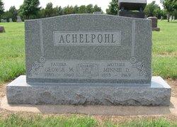 George W. Achelpohl