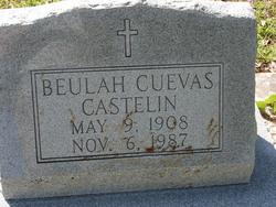 Beulah Mary <i>Cuevas</i> Castelin