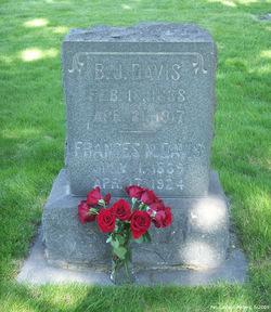 B. J. Davis