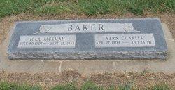 Iola <i>Jackman</i> Baker