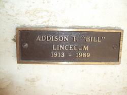 Addison T Lincecum