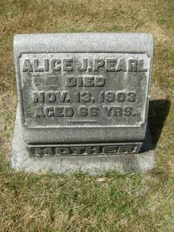 Alice J Pearl