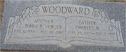 Mary Almira <i>Yeager</i> Woodward