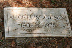 Alice Luise Colmer
