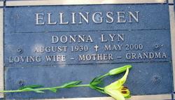 Donna Lyn <i>Mark</i> Ellingsen