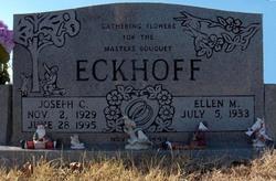 Joseph Charles 'Dode' Eckhoff