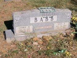 George Harden Babb