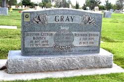 Benjamin Browne Gray
