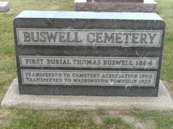 Buswell Cemetery