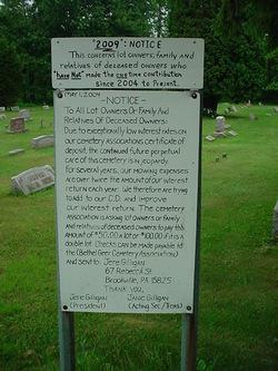 Bethel Geer Cemetery