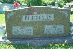 Arch Billingsley
