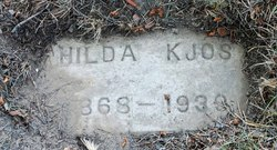 Hilda <i>Paulson</i> Kjos