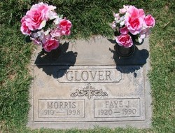 Bonnie Faye <i>Johnston</i> Glover