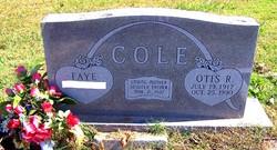 Otis R Cole