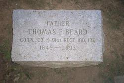 Thomas E Beard