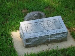 Allison Alfred Allie Allen