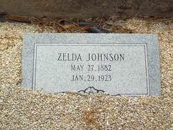 Zelda Barry <i>Barclay</i> Johnson