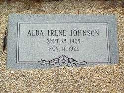 Alda Irene Johnson