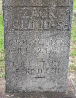 Zachariah Zack Cloud