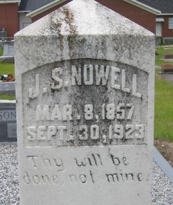 Jefferson S Nowell