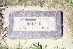 Katharina <i>Reimer</i> Balzer