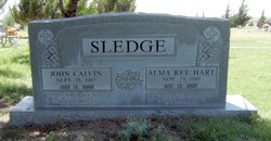 John Calvin Sledge