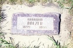 Abraham Balzer