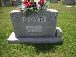 Adolphus F Boyd