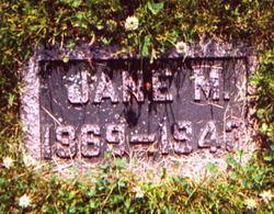 Jane Margaret <i>Bailey</i> Everett