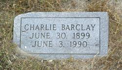 Charlie Barclay