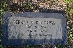 Franklyn D. Childress