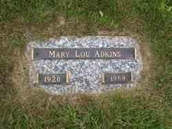 Mary Lou <i>Boley</i> Adkins