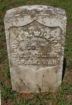 John R Williams