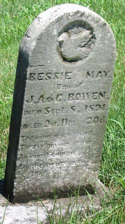 Bessie May Bowen