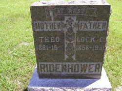 Theo Ridenhower
