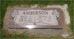 Jennie <i>Stockfish</i> Anderson